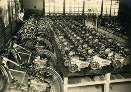 トヨモーター展 メイド・イン・刈谷のオートバイ物語