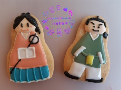 市民イベント・アイシングクッキーを作ってみよう!(8月)