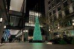 京橋エドグラン クリスマスイルミネーション2020