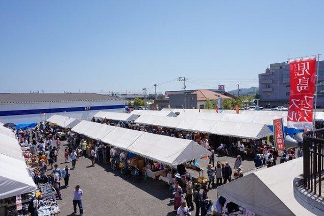 春のせんいのまち児島フェスティバル