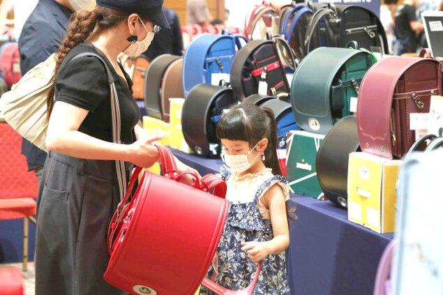 合同ランドセル展示会2021神戸<中止となりました>
