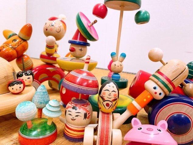 木地玩具展 グッド!ウッド!おもちゃワールド!