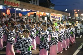 第44回糸魚川おまんた祭り大市民流し
