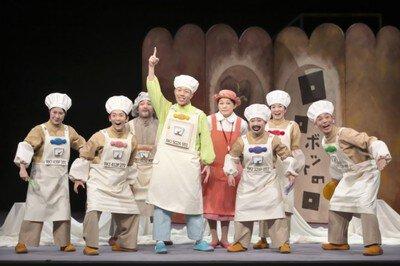 オペラ「ロはロボットのロ」(愛知県公演)