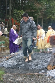 倶利迦羅不動尊祭