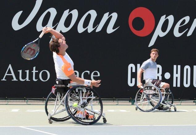 天皇杯・皇后杯 第35回飯塚国際車いすテニス大会(Japan Open 2019)