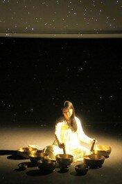 星に願いを音どけするチベッタンシンギングボウルの調べ 夏の部