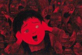 怪談えほん原画展+稲生モノノケ録「ぼくはへいたろう」の世界展