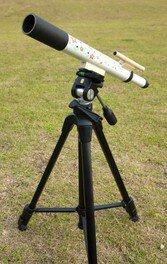 天体望遠鏡を作ろう