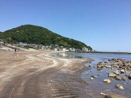 【海水浴】宇佐美海水浴場