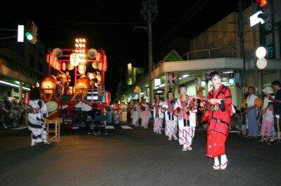 北秋田市民盆踊り大会<中止となりました>
