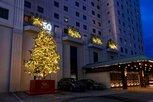 西鉄グランドホテル50周年記念モミの木ツリー