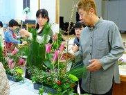 園芸講座~新春を飾るアレンジメント~