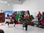 新春獅子舞演舞