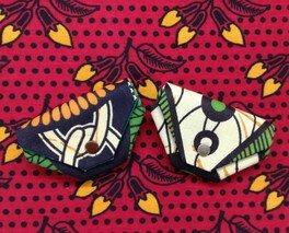 アフリカンワークショップ「キテンゲでつくるコインケース」