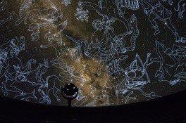 プラネタリウムの裏側ツアー