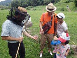 里山自然教室「里山の生き物観察会」
