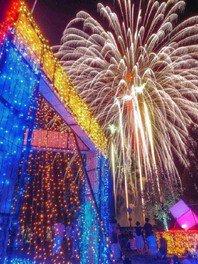 【2020年開催なし】コトナリエサマーフェスタ2019 Sound Fireworks Show