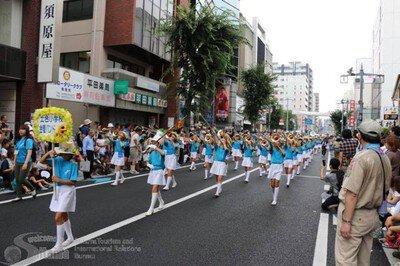 浦和まつり 第25回音楽パレード/第44回浦和おどり<中止となりました>