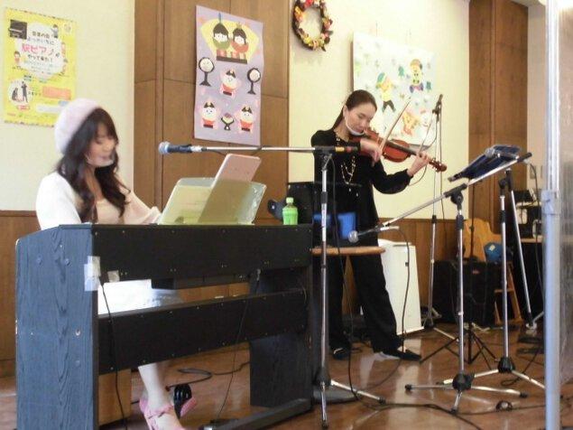 親子三世代で楽しむコンサート(4月)