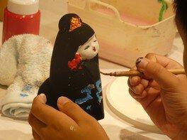 インテリア博多人形展