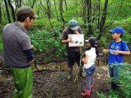 ビオトープ池再生プロジェクト