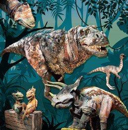 リアル恐竜ショー「恐竜パーク」