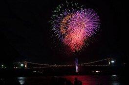 【2020年中止】第57回美濃市中日花火大会