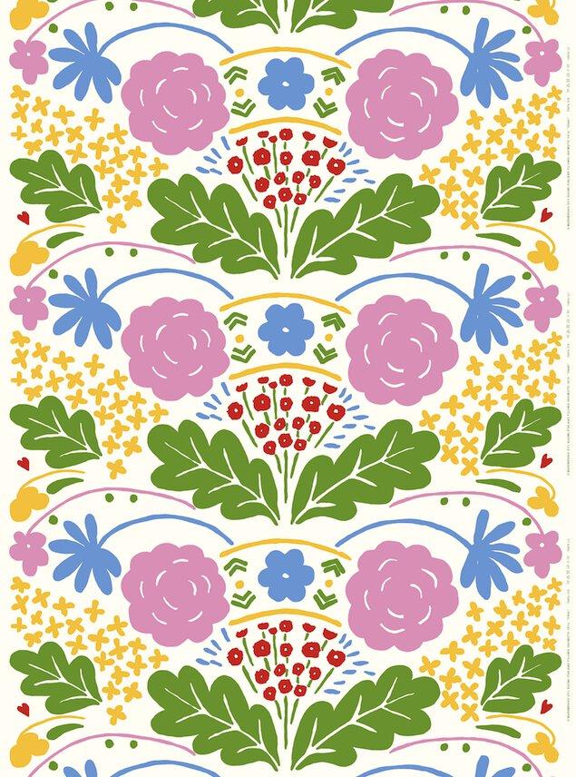 石本藤雄展 マリメッコの花から陶の実へ─琳派との対話─
