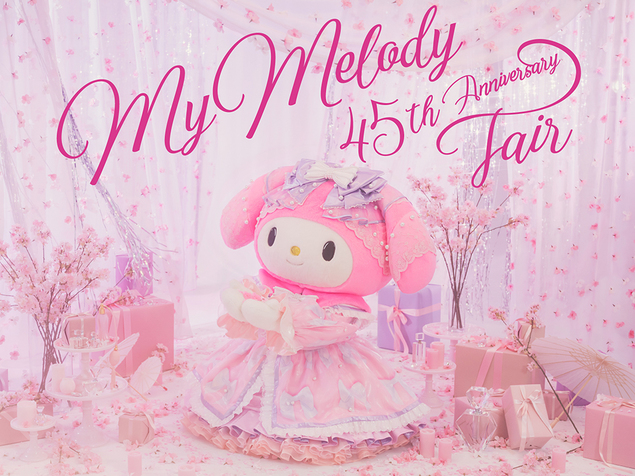 My Melody 45th Anniversary Fair