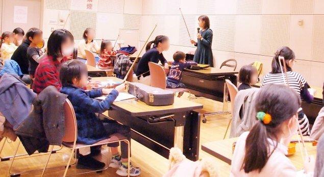 「はじめてのバイオリン・レッスン」特別編(江戸川区)