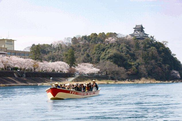 犬山城遊覧船2020<中止となりました>