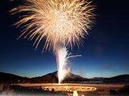 山中湖アイスキャンドルフェスティバル2019