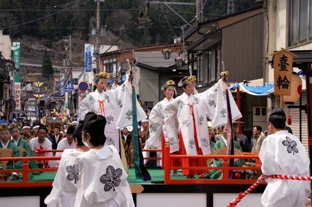 飛騨神岡祭