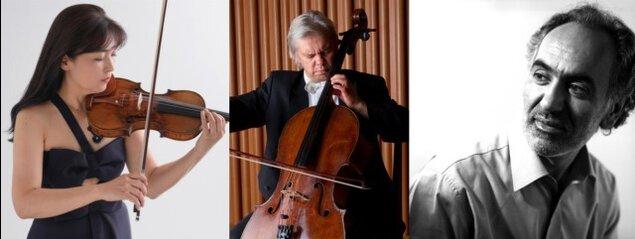戸田弥生の室内楽 クレメンス・ハーゲン(チェロ)、エル=バシャ(ピアノ)を迎えて<中止となりました>