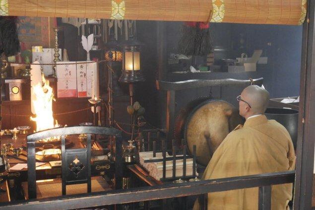 大福田寺 桑名聖天祭(5月)