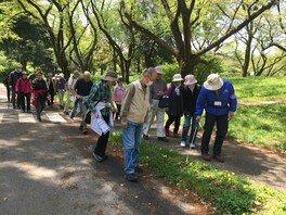 国営昭和記念公園 自然観察ツアー(5月)