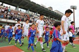 東京23FCホームゲーム後期第三節@江戸川区陸上競技場