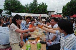 第46回野外慈善ビールパーティー