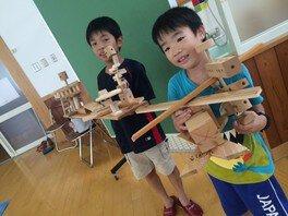 ネタから作る!木工教室