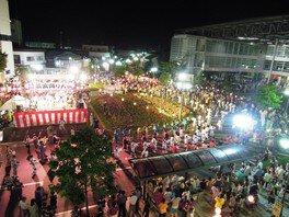 結城盆踊り大会