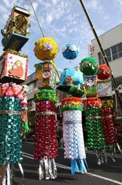 海野町商店街(歩行者天国)