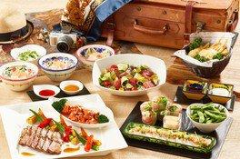 世界を旅するビアガーデン ~世界の料理を東京ベイで楽しむ~<中止となりました>