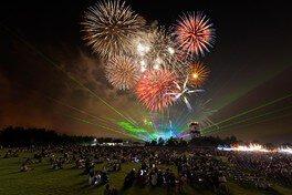 鹿児島市制130周年記念 2019桜島火の島祭り