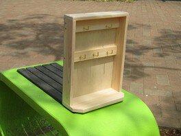 子ども木工教室「キーボックスづくり」