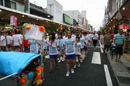 上田市中心市街地