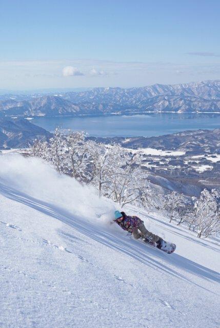 たざわ湖スキー場 オープン