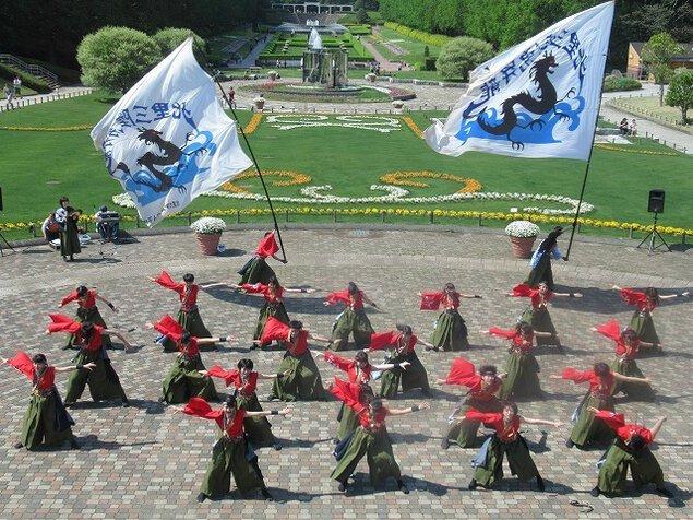 春の公園まつり「スプリングフラワーフェスティバル2019」