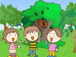 森の中に秘密機を作ろう! ~小学生の自然体験プログラム~