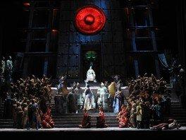イタリア・バーリ歌劇場 G.プッチーニ「トゥーランドット」 全3幕